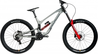 2020 Bicykel Nukeproof Dissent 275 RS Grey-Black